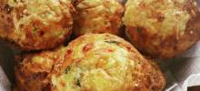 cheddar cheese muffins
