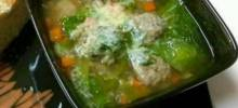 Chef John's talian Wedding Soup