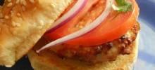 Chef John's Turkey Burger