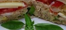 cheggy salad sandwiches
