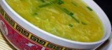 Chi Tan T'ang (Egg Drop Soup)