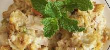 Chicken and Dressing Casserole