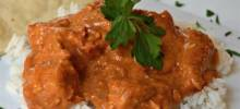 Chicken Makhani (ndian Butter Chicken)