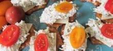 Chicken Salad Pretzel Bites