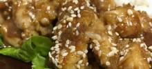 Chinese Restaurant-Style Sesame Chicken