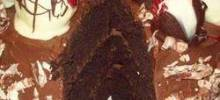 chocolate cake v