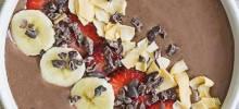 Chocolate Decadence Smoothie Bowl