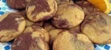 Chocolate Orange Cookies