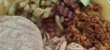 Cinnamon and Lime Chicken Fajitas