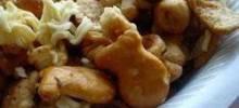 Cinnamon Snack Mix
