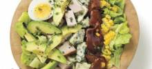Cobb Salad by Avocados From Mexico