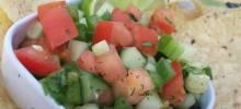 Cool Cucumber Salsa