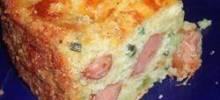 Corn Dog Casserole