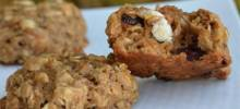 Cran Oat Cookies