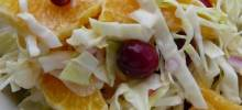 cranberry coleslaw