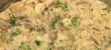 Cream of Mushroom Chicken