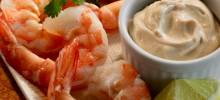 creamy mustard dipping sauce for shellfish