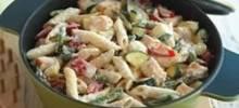 creamy phladelpha® pasta primavera