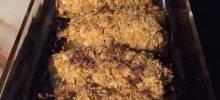 Crispy Baked Cereal Chicken