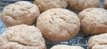crispy ginger biscuits
