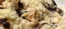 custard bread pudding