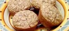 date oat muffins