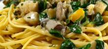 deb's scallops florentine