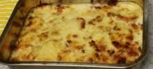 Delicious Potato Salad Bake