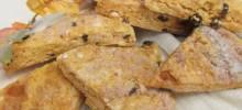 Delicious Sweet Potato Scones