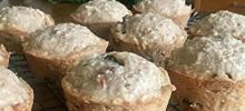 Delightful Coconut Almond Bread