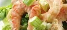 Doris's Shrimp Salad