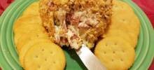 Dried Beef Cheese Ball