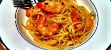 Easy Extremely Garlic Shrimp