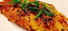 Easy Garlic Swai Fish