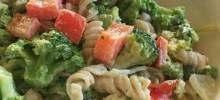 easy gluten-free vegetarian pasta with boursin®