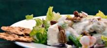 Easy Leftover Rotisserie Chicken Salad