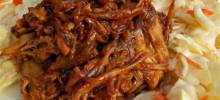 Easy Shredded Pork