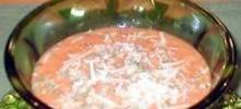 Easy Tomato Crab Soup