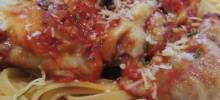 Eggplant Parmesan With Easy Homemade Sauce