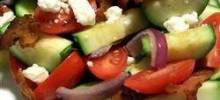 Elegant Zucchini and Tomatoes