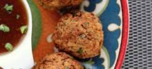 Erin's Veggie Meatballs