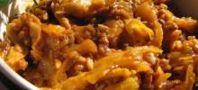False Cabbage Rolls