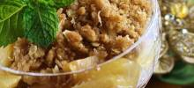 family favorite apple crisp