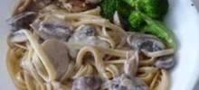 fettuccini al fungi