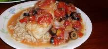 Fish Fillets taliano