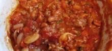 five meat habanero chili