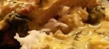 florentine curried chicken