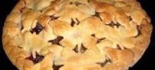 Fresh Blueberry Pie V