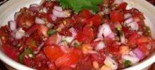 Fresh California Salsa