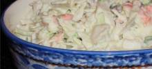 garden coleslaw